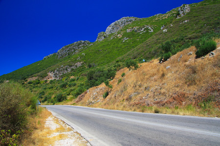 baklava: Scenes of Corfu, Greece