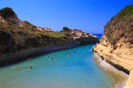 Scenes of Corfu, Greece