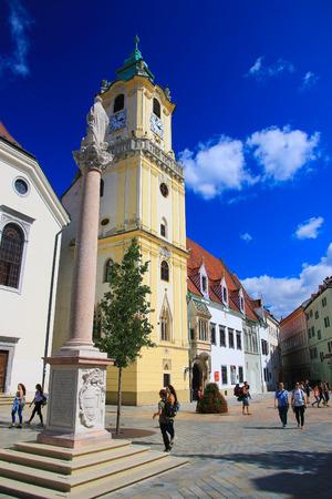 Scenes of Slovakia, Bratislava