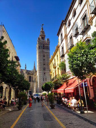 Sevilla, Spain Standard-Bild