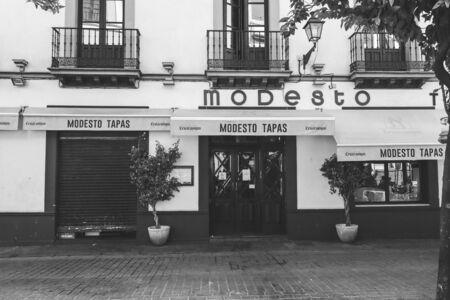Sevilla, Spain 版權商用圖片