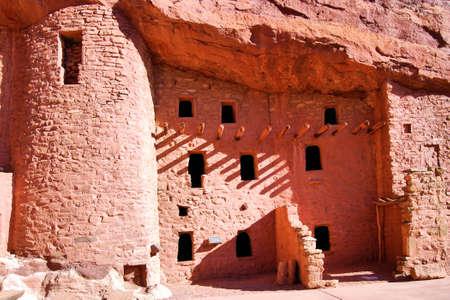 dwellings: Manitou Dwellings