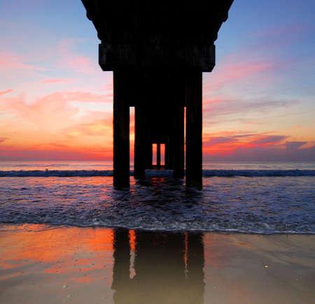 Middle of Sunrise photo