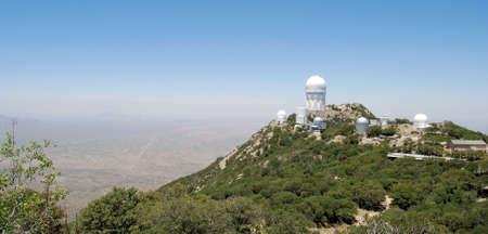 observatory: Mt Kitt Observatory