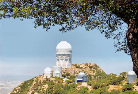 Mt Kitt Observatory