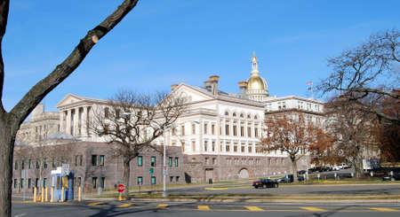 New Jersey Capitol in Trenton photo