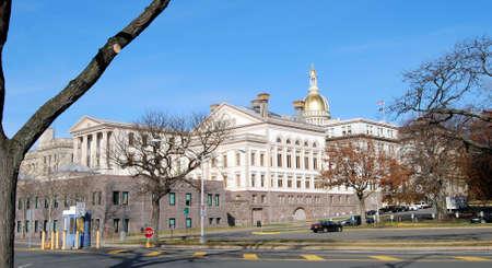 New Jersey Capitol in Trenton photo
