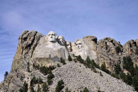 'mt rushmore': Mt Rushmore in the Black Hills of South Dakota