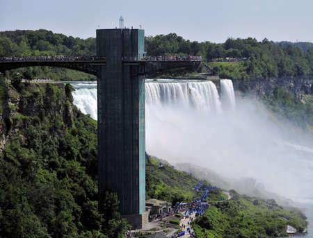 Views from Niagra Falls