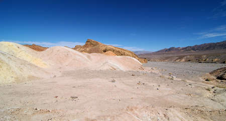 Views from a drive through Death Valley California Stok Fotoğraf