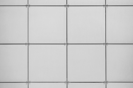 Wall finishing construction tiles. The texture of the tiles.