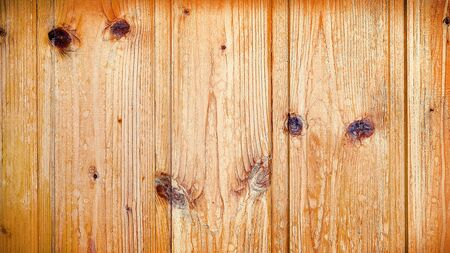 Aged wooden pattern with the texture of the wagon Board. Old shabby background. Wood texture for design. Vintage style. The texture of the Board Banco de Imagens