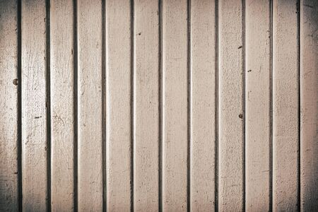 Vintage. Aged wooden pattern with the texture of a wagon Board. Old battered background. Wood texture for design. Vintage style. The texture of the Board Banco de Imagens - 137890086