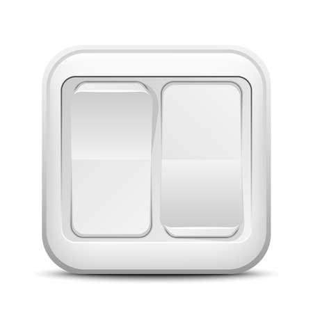Light switch app icon Ilustração