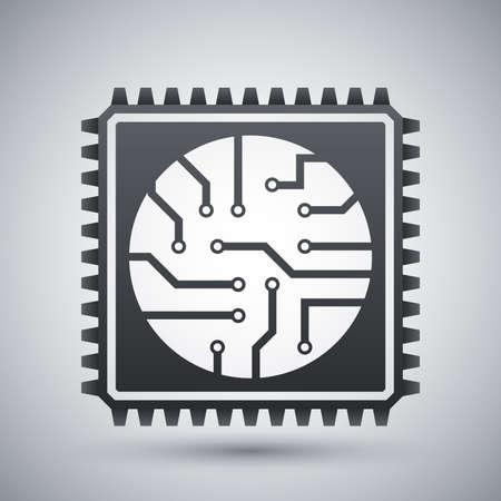 processor: Vector processor icon
