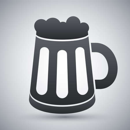 beerhouse: Vector beer icon