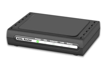 wap: Vector ADSL Router