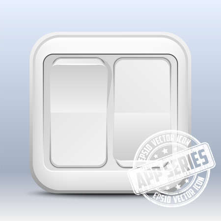 light switch: Light switch icon, app series