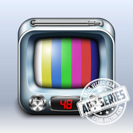 outmoded: TV App Icon