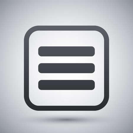 expand menu button