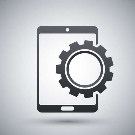 multitouch: tablet settings icon