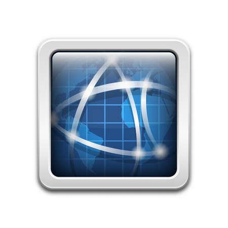 icono comunicacion: global communication icon
