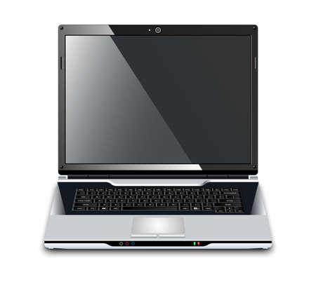 operating key: Modern laptop