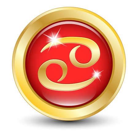 predicting: Golden zodiac sign Cancer