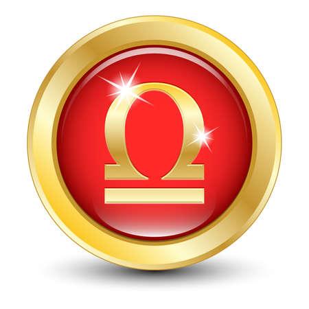 predicting: Golden zodiac sign Libra