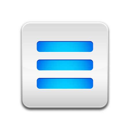 Vector expand menu icon