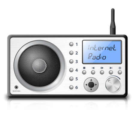 internet radio: Vector Internet Radio