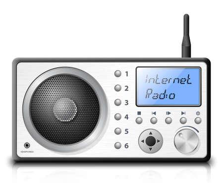 internet radio: Vector Internet Radio