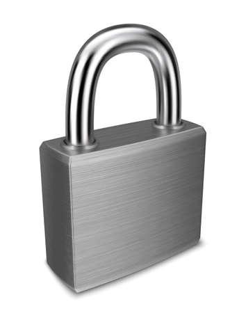 padlock icon: Vector Padlock Icon