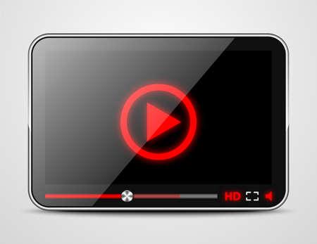 iptv: Media player interface