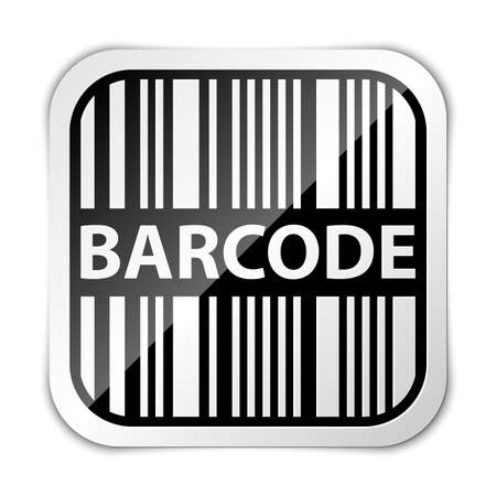 lazer: Barcode icon vector illustration Illustration