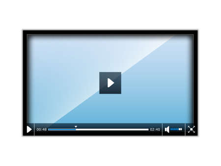 multi media: Media player user interface