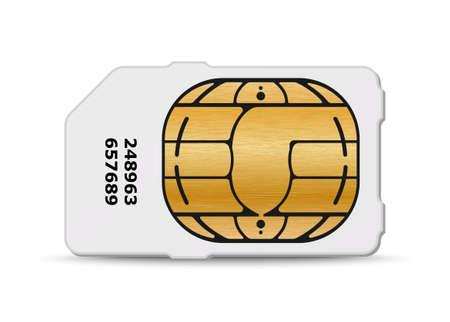 sim card: Sim card icon