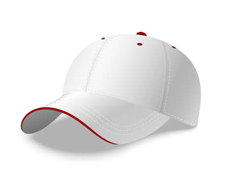 Baseball Cap. Illustration