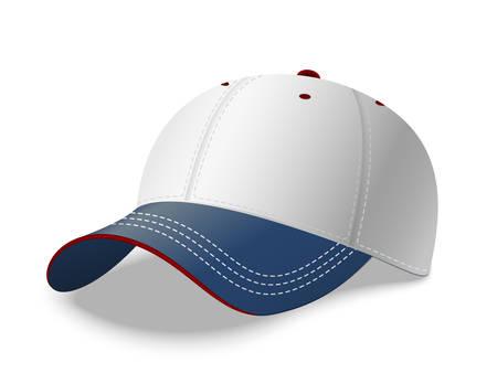 Baseball Cap. Vector