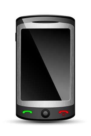 mms: Vector Mobile phone, original design