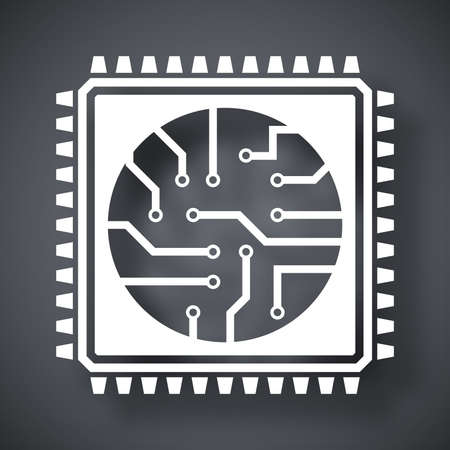 chipset: Vector processor icon