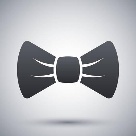 Vector bow tie icon