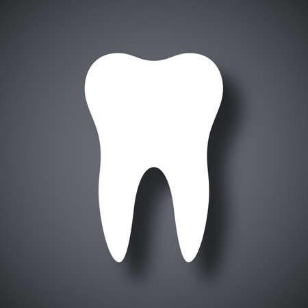 Vector tooth icon Imagens - 51355250
