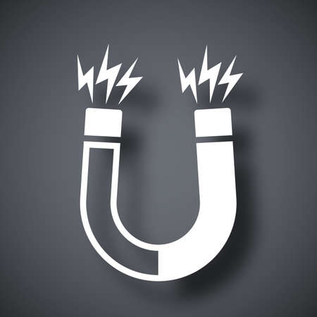 polarity: Magnet icon