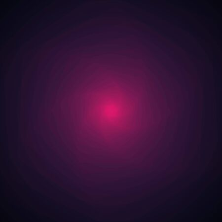 Black and purple gradient. Abstract background. Hex tunnel. Vector illustration.