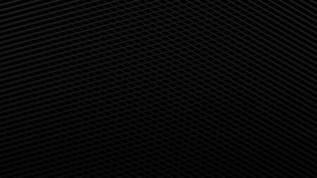Black grid, halftone abstract background. Modern minimalistic background for your design. Vector illustration.