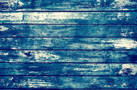 decrepit: decrepit grunge blue old wood background natural texture