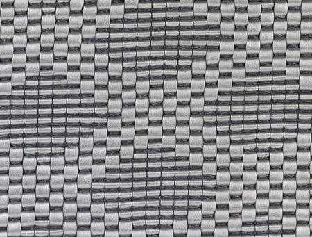 regular: argento trama del tessuto schema regolare, per lo sfondo Archivio Fotografico