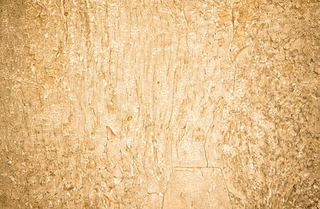 colorful vintage: closeup of old wood planks texture background, with gold reflex Stock Photo