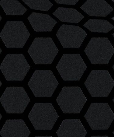 black and grey hexagon pattern wallpaper background texture photo